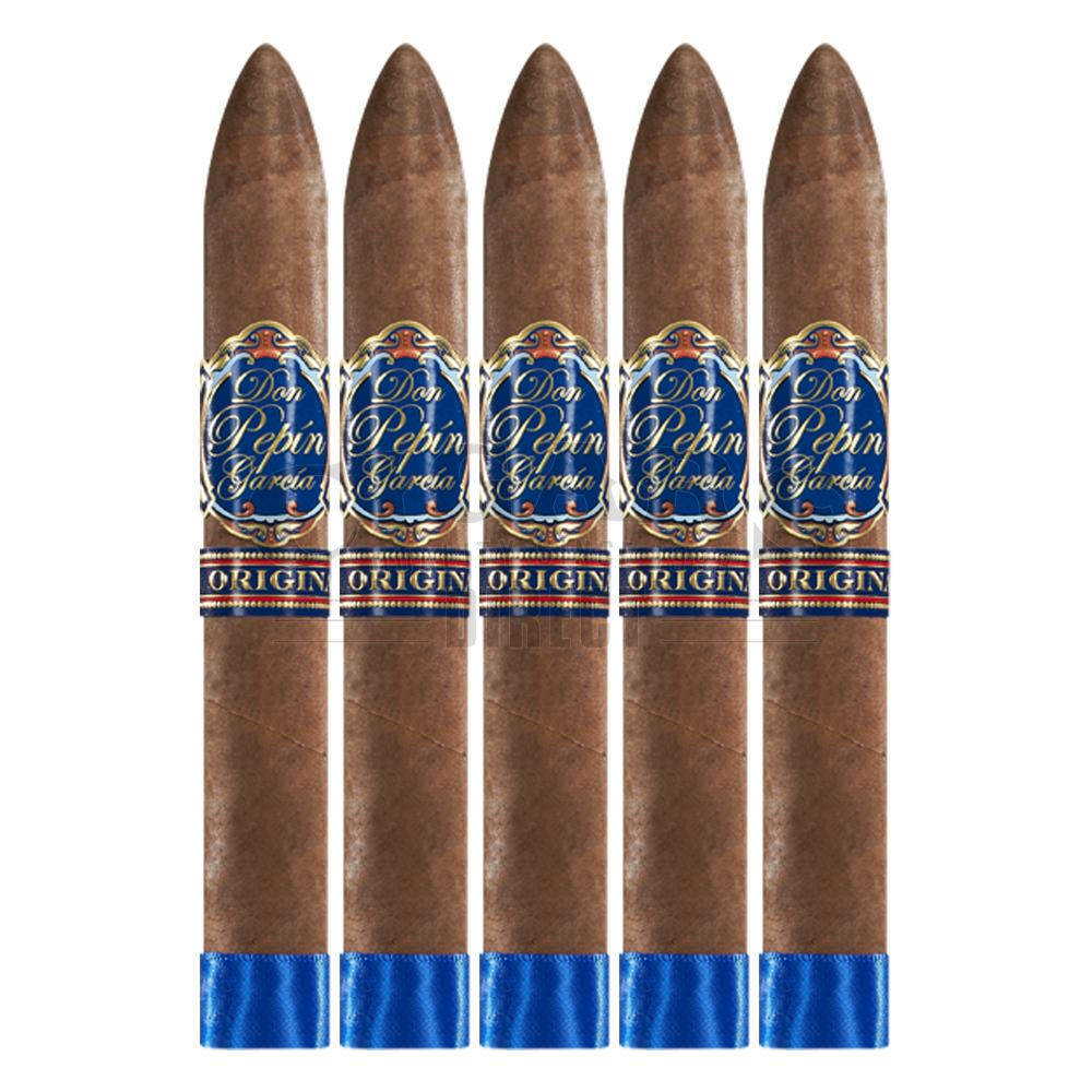 My Father Cigars Don Pepin Garcia Blue Imperiales Torpedo 5 Pack