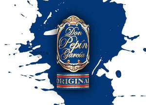 My Father Cigars Don Pepin Garcia Blue Lanceros Band