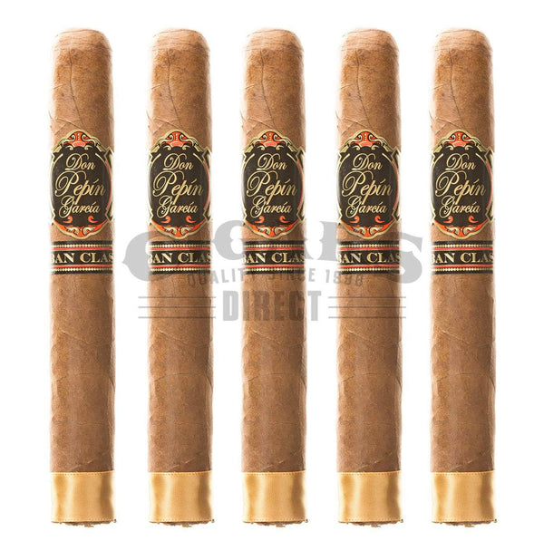 Load image into Gallery viewer, My Father Cigars Don Pepin Garcia Cuban Classic 1950 Toro 5 Pack