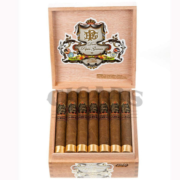 Load image into Gallery viewer, My Father Cigars Don Pepin Garcia Cuban Classic 1950 Toro Box Open