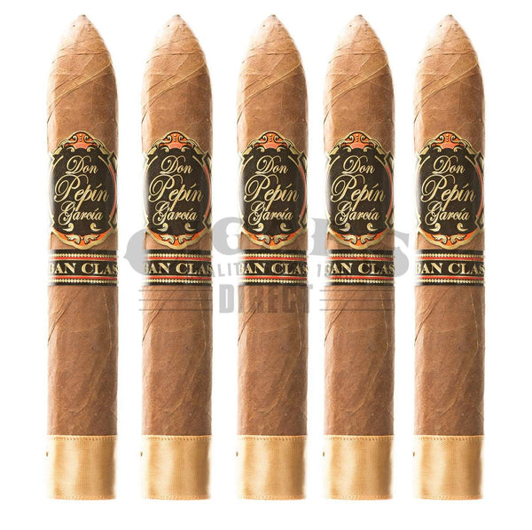 Load image into Gallery viewer, My Father Cigars Don Pepin Garcia Cuban Classic 1970 Belicoso5 Pack