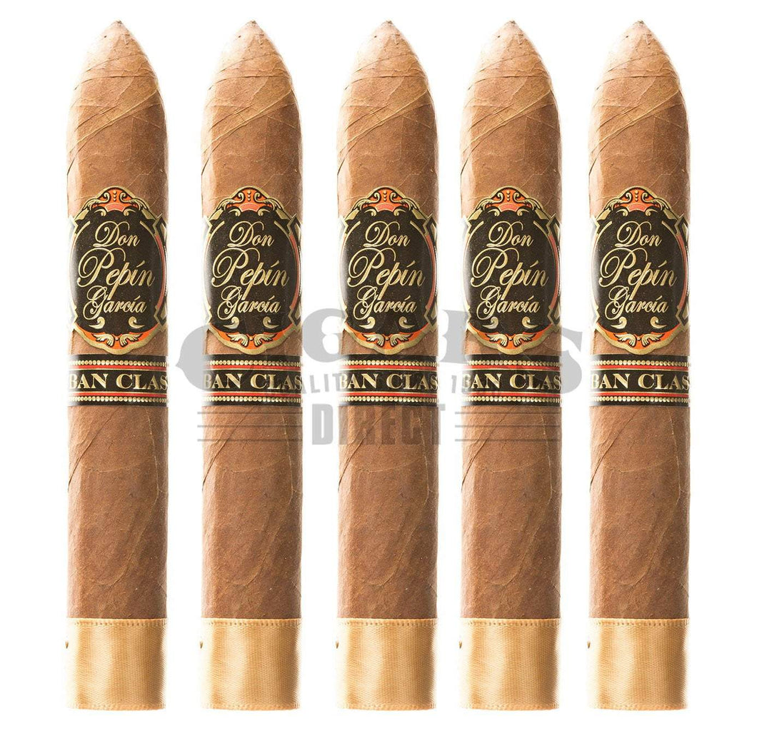 My Father Cigars Don Pepin Garcia Cuban Classic 1970 Belicoso5 Pack