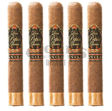 Load image into Gallery viewer, My Father Cigars Don Pepin Garcia Cuban Classic 1979 Robusto 5 Pack
