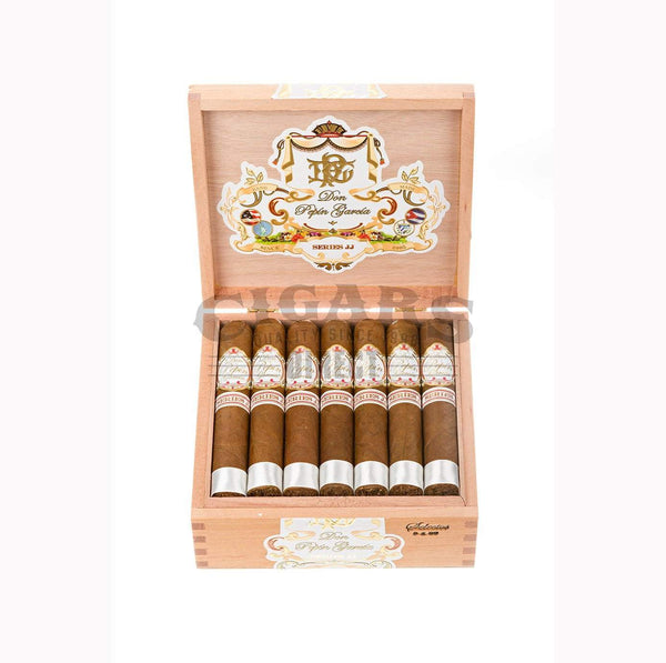 Load image into Gallery viewer, My Father Cigars Don Pepin Garcia Series Jj Selectos Robusto Box Open