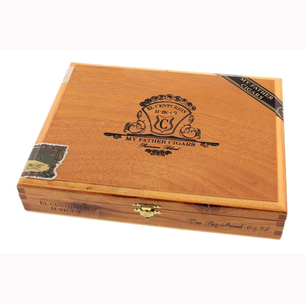 Load image into Gallery viewer, My Father Cigars El Centurion H 2K Ct Toro Box Closed
