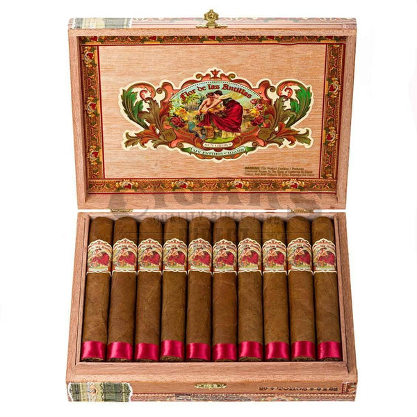 Load image into Gallery viewer, My Father Cigars Flor De Las Antillas Toro Box Open