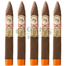 Load image into Gallery viewer, My Father Cigars Le Bijou 1922 Torpedo Box Pressed 5 Pack