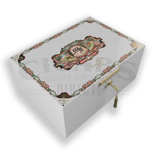 Load image into Gallery viewer, My Father Cigars Le Bijou 1922 White Humidor