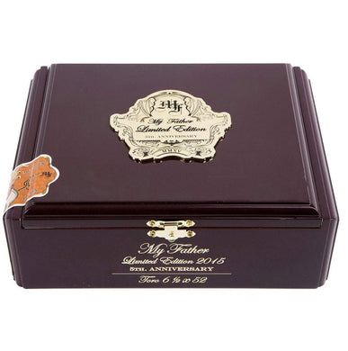 My Father Cigars Limited Edition 2015 Box Closed