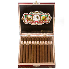 Load image into Gallery viewer, My Father Cigars My Father No.4 Lancero Box Open