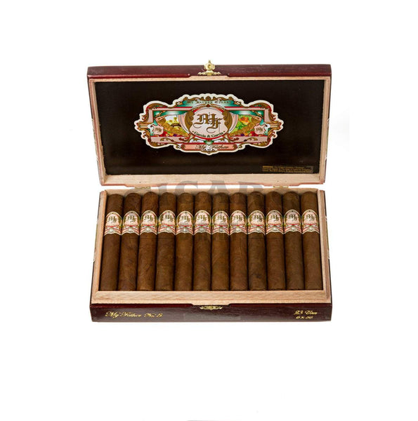 Load image into Gallery viewer, My Father Cigars My Father No.5 Toro Box Open