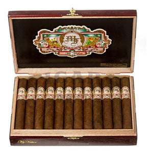 My Father Cigars My Father No.6 Toro Gordo Opened Box