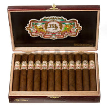 Load image into Gallery viewer, My Father Cigars My Father No.3 Crema Opened Box