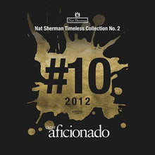 Load image into Gallery viewer, Nat Sherman Timeless Collection No.2 2012 No.10 Cigar of The Year