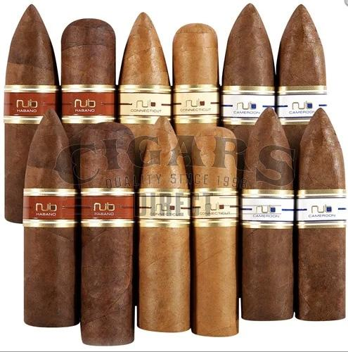 NUB 12-Cigar Flight Sampler