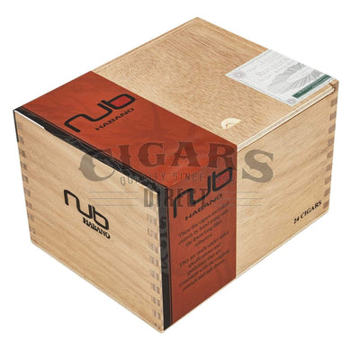 Nub Habano 358 Closed Box
