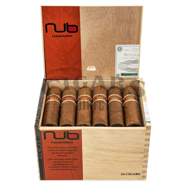 Load image into Gallery viewer, Nub Habano 358 Open Box