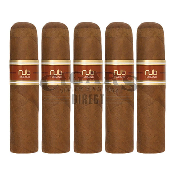 Load image into Gallery viewer, Nub Habano 460 5 Pack