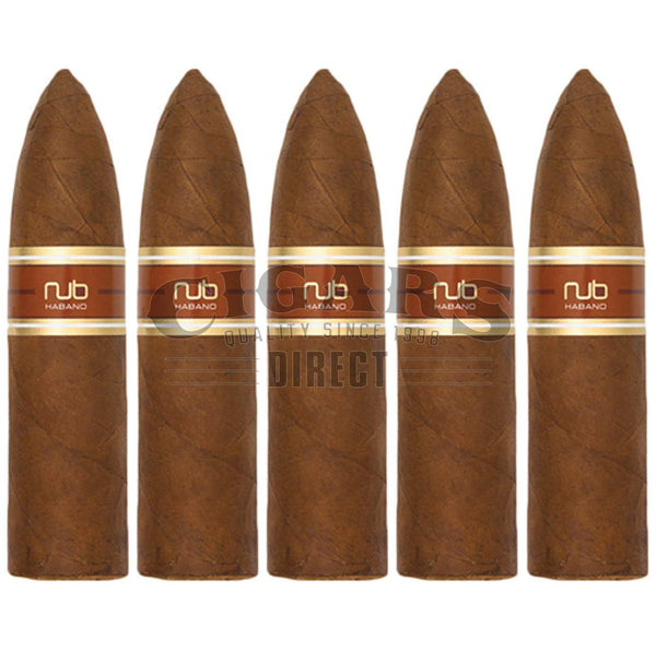 Load image into Gallery viewer, Nub Habano 464 5 Pack