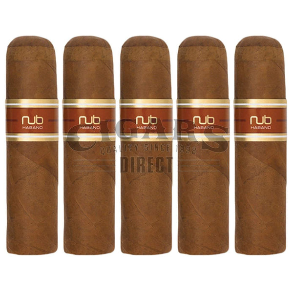 Load image into Gallery viewer, Nub Habano 466 5 Pack