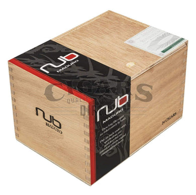 Nub Maduro 460 Closed Box