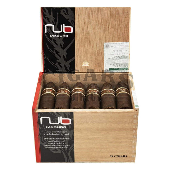 Load image into Gallery viewer, Nub Maduro 464 Open Box