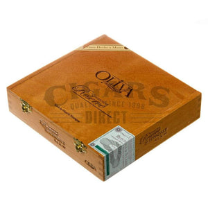 Oliva Connecticut Reserve Lonsdale Box Closed
