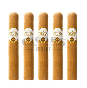 Oliva Connecticut Reserve Robusto 5 Pack