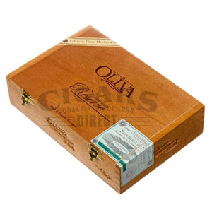 Oliva Connecticut Reserve Robusto Box Closed