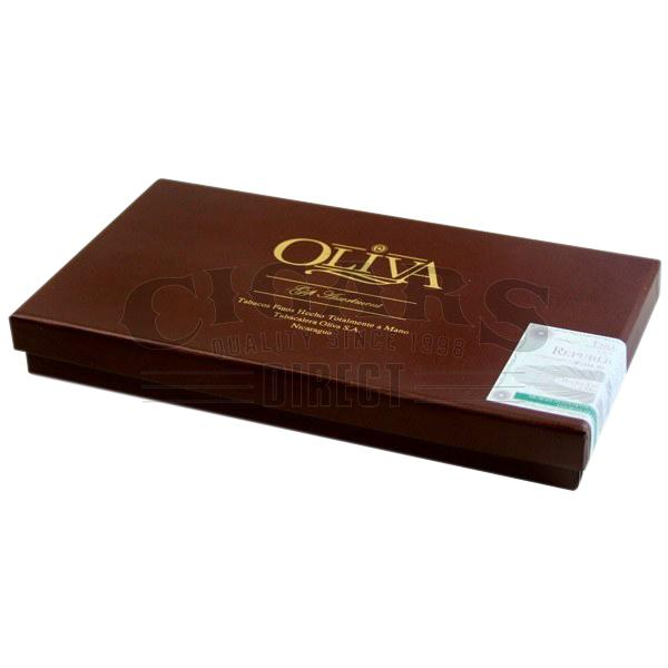 Load image into Gallery viewer, Oliva Gift Assortment and Cutter Sampler Closed