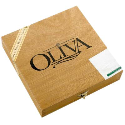 Load image into Gallery viewer, Oliva Rated Variety 6 Cigar Sampler Closed
