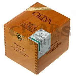 Oliva Serie G Cameroon Double Robusto Box Closed