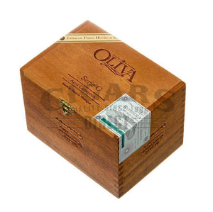 Oliva Serie G Cameroon Special G Box Closed
