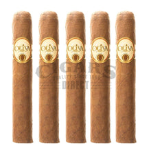 Load image into Gallery viewer, Oliva Serie O Double Toro 5 Pack
