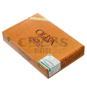 Oliva Serie O Double Toro Box Closed