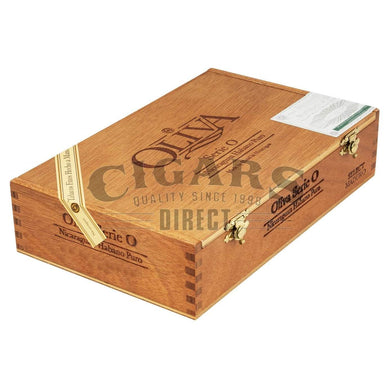 Oliva Serie O Maduro Churchill Closed Box
