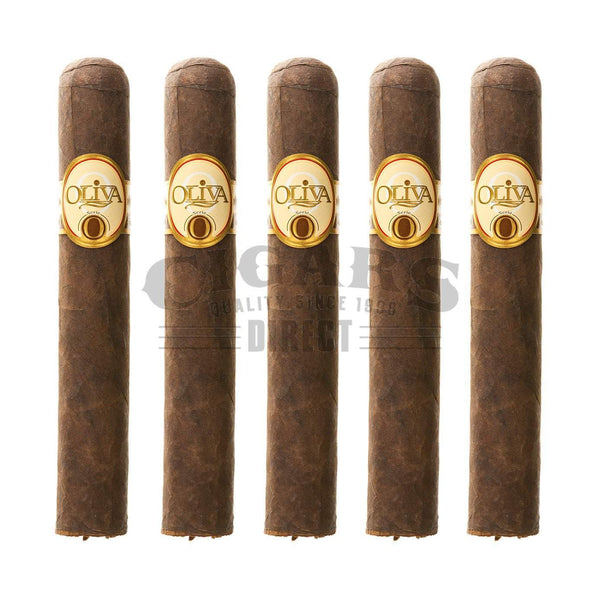 Load image into Gallery viewer, Oliva Serie O Maduro Double Toro 5 Pack