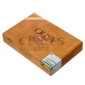 Oliva Serie O Maduro Double Toro Box Closed
