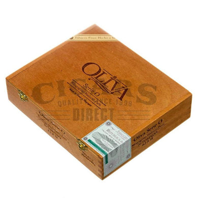 Oliva Serie O Maduro Torpedo Box Closed