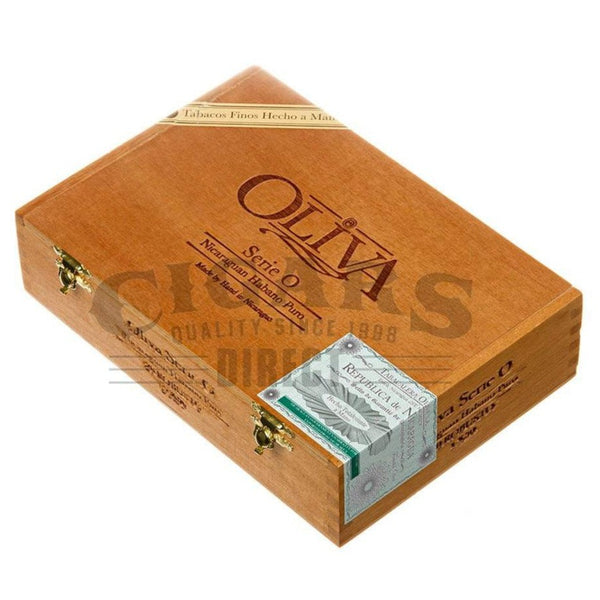 Load image into Gallery viewer, Oliva Serie O Robusto Box Closed