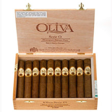 Load image into Gallery viewer, Oliva Serie O Robusto Box Open