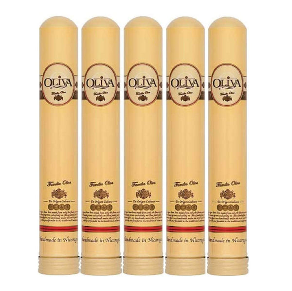 Load image into Gallery viewer, Oliva Serie O Robusto Tubos 5 Pack