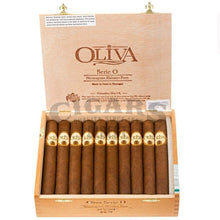 Load image into Gallery viewer, Oliva Serie O Toro Box Open