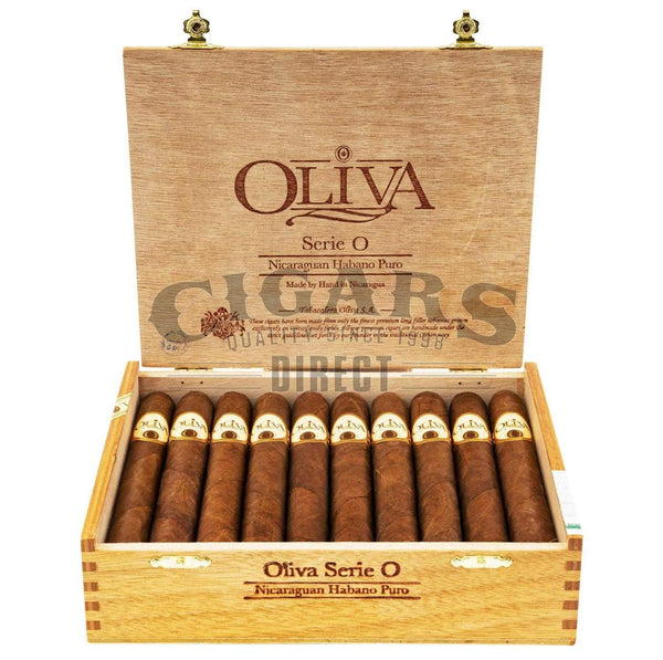 Load image into Gallery viewer, Oliva Serie O Torpedo Open Box