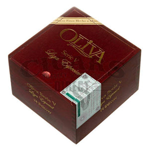 Oliva Serie V Belicoso Box Closed