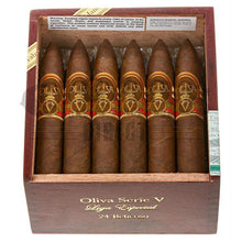 Load image into Gallery viewer, Oliva Serie V Belicoso Box Open