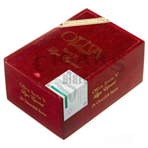 Oliva Serie V Churchill Box Closed