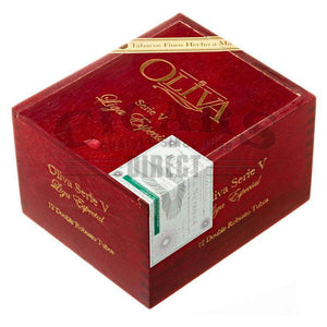 Oliva Serie V Double Robusto Tubos Box Closed