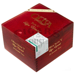 Oliva Serie V Double Toro Box Closed