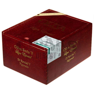 Oliva Serie V Figurado Box Closed
